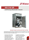 Model WS 316 SR - Automatic Self-Rinsing Wastewater Sampler Datasheet