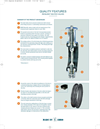 Z 011-A - Wafer Type Butterfly Valve – Quality Features Brochure