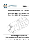 EB-SYS, Single-Acting - Pneumatic Actuator – Manual