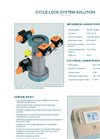 EBRO - Cycle Lock System - Datasheet
