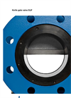 Stafsjö - Model SLF - Knife Gate Valve - Datasheet