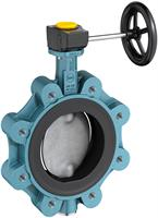 EBRO ARMATUREN - Shut-off and control valve type Z 014-B