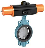 EBRO ARMATUREN - Shut-off and control valve type Z 411-A