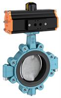 EBRO ARMATUREN - Shut-off and control valve type Z 614-A