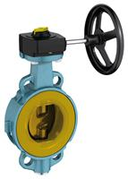EBRO ARMATUREN - Shut-off and control valve type Z 011-GMX