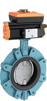 EBRO ARMATUREN - Shut-off and control valve type Z 414-A
