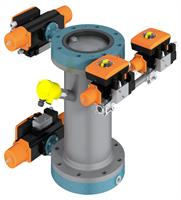 EBRO ARMATUREN - Cycle Lock System Solution