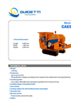 Earthmoving Machines Technical Sheets - Caesar 1 - Brochure