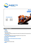 Earthmoving Machines Technical Sheets - Caesar 2 - Brochure