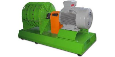 Guidetti - Model Series Turbo - Pulverizers