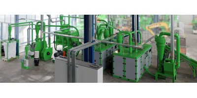 Guidetti - WEEE Recycling System /  E-Waste Processing