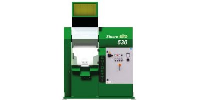 Guidetti - Model SINCRO EKO 530 - Compact Granulators to Process Rigid and Flexible Cables