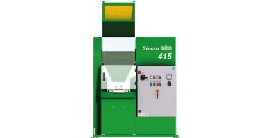 Guidetti Sincro - Model SINCRO EKO 415 - Compact Granulators to Process Rigid and Flexible Cables