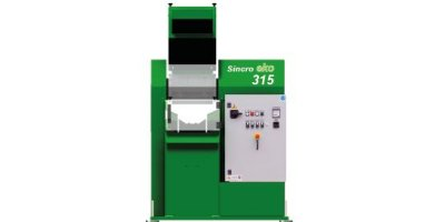 Guidetti - Model SINCRO EKO 315 - Compact Granulators to Process Rigid and Flexible Cables
