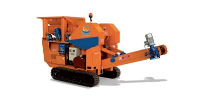 Guidetti - Model Caesar Series - Building and Earth Moving Crushers