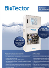 BioTector - Toc, Tn & Tp On-Line Analyzer Brochure