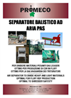 Promeco - PAS Series - Air Separator Brochure
