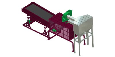 Promeco - Model PAS 2000  - Air Separator