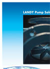 Landustrie LANDY - Centrifugal Pump - Brochure