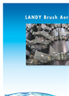 Landustrie LANDY - Brush Aerators - Brochure