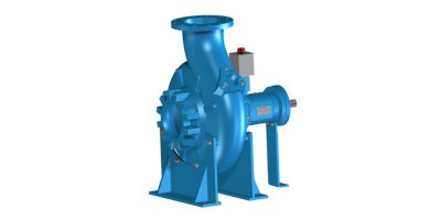 Landustrie LANDY - Closed Screw Centrifugal Impeller Pumps