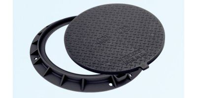 KIO - Model Round Class B125 - Inspection Drain Cover