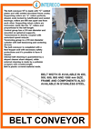 Belt Conveyor Brochure