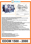 Edom - Model 1500 2000 - Belt Presses Brochure