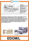 Edom - Model L - Belt Presses Brochure