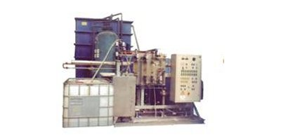Intereco - Waste Recycle and Demineralization RO Unit
