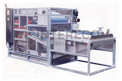 Intereco - Model EDOM/L - Belt Filter Presses