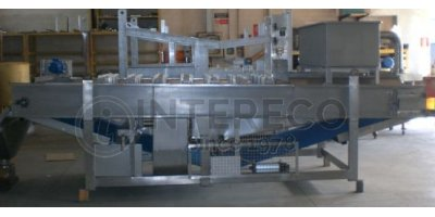 Intereco - Model TF Series - Belt Filter Press