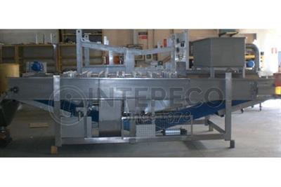 Intereco - Model TF Series - Belt Filter Table