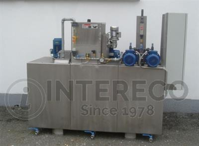 Intereco - Model EM/BSB/BTB/BKB - Manual and Automatic Polyelectrolite Preparation Units