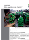 Mobile Soil Washing Plant Brochure (PDF - 277 Kb)