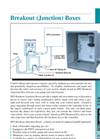 Breakout Junction Boxes - Brochure
