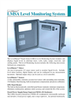 LevelMaster - LMSA - Liquid Level Monitoring System Brochure