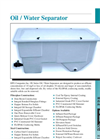 EPG - OS Series - Oil Water Separators - Brochure
