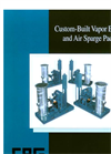 Custom-Built Vapor Extraction and Air Sparge Packages - Brochure