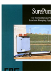 SurePump For Horizontal and Vertical Leachate Pumping Applications - Brochure