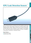 EPG MS664-CX Leak Detection Sensor - Brochure