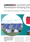Lorentz PS2-600 HR-07 Solar Submersible Pump System - Brochure