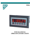 FMK-400 Installation & Operating Instructions - Brochure
