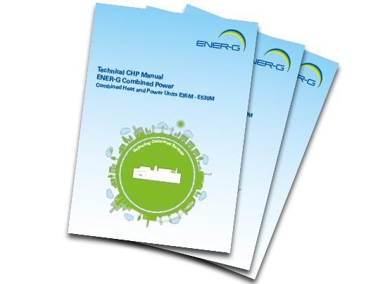 ENER-G publishes new CHP technical manual
