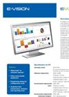 E-VISION - Online Energy Management Tool Data Sheet