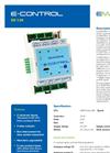 E-CONTROL - Universal Controller Data Sheet