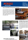 Morselt Vacuum Belt Filter - Brochure
