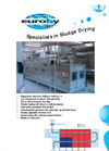 Sludge Drying: Belt Dryer Brochure (PDF 58 KB)