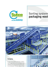 Sorting Systems for Packaging Waste Brochure