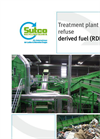 Treatment Plant For Refuse Derived Fuel (RDF) Brochure